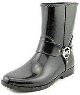 MICHAEL Michael Kors MK Michael Kors Fulton Harness Rainbootie Short Rubber Rain Boots