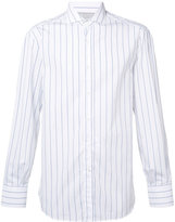 Brunello Cucinelli striped shirt - men - Cotton - S