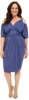 Kiyonna Tantalizing Twist Dress