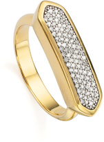 Monica Vinader Baja Diamond Ring