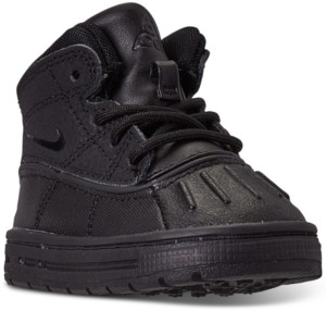 Nike Little Kids Woodside 2 High Top Boots from Finish Line