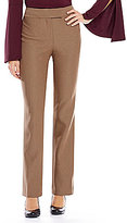 Alex Marie Mary Two-Tone Twill Suiting Pant