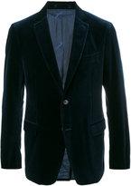 Salvatore Ferragamo velvet blazer