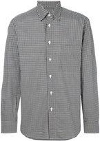 Brioni classic vichy shirt - men - Cotton - XXL