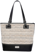 CSJ016 Fremont Zip Top Tote Bag