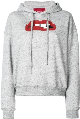 Mostly Heard Rarely Seen 8 Bit Anticipation hoodie