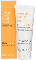 This Works Energy Bank Hand Makeover, 75ml