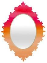 DENY Designs Blooming Wake Baroque Mirror