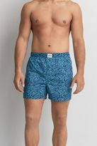 American Eagle Outfitters AE Geo Print Poplin Boxer