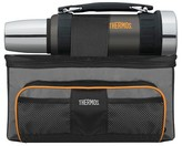 """Thermos 7"""" Lunch Bag & Vacuum Insulated Beverage Bottle Combo - Grey"""