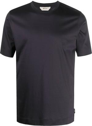 Ermenegildo Zegna short-sleeved cotton T-shirt