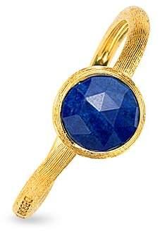 Marco Bicego Jaipur Lapis Ring in 18K Yellow Gold