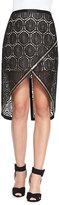 Sass & Bide Six Months Later Embroidered Skirt