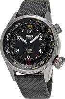 Oris Men's 73377054134LS17 Big Crown Analog Display Swiss Automatic Grey Watch