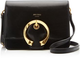 Jimmy Choo Madeline Leather Shoulder Bag