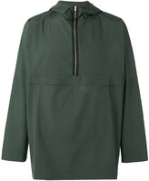 Oliver Spencer half zip cagoule jacket - men - Polyester - L