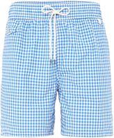 Polo Ralph Lauren Gingham Print Swim Shorts
