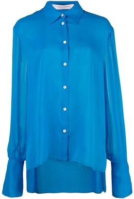 Carolina Herrera Ruffled Shirt