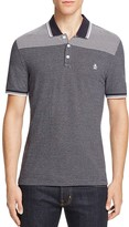Original Penguin Striped Slim Fit Polo Shirt
