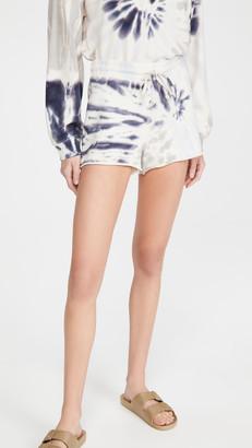 Z Supply Tie Dye Shorts
