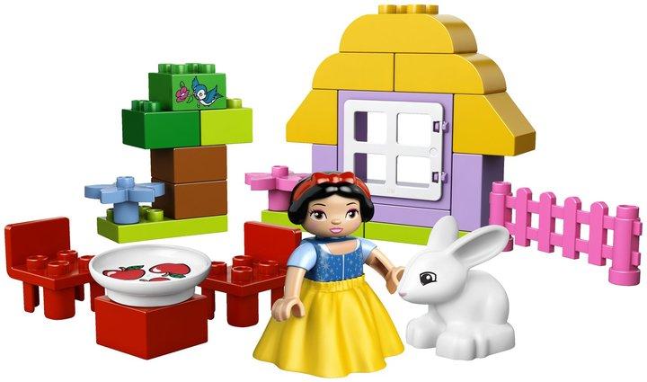 Lego Duplo Disney Princess Snow White's Cottage 6152 (28 pcs)