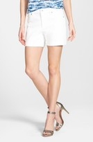 Vince Camuto Women's Two By Five Pocket Denim Shorts