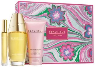 Estee Lauder Beautiful Romantic Favourites Fragrance Gift Set (75ml)