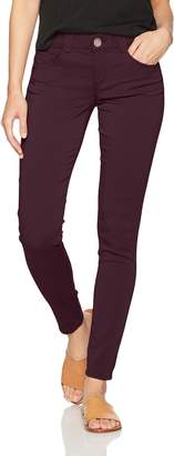 Democracy Women's Ab Solution Colored Booty Lift Jegging