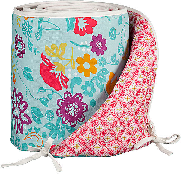 JCPenney Lolli Living Whimsy Multi Bumper