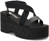 Unleashed By Rocket Dog Unleashed by Rocket Dog Lilac Women's Platform Sandals