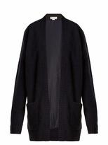 Amanda Wakeley The Larson contrast-back cashmere cardigan