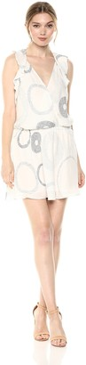 Ramy Brook Women's Ciara Printed Mini Dress