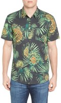 Quiksilver Protea Print Woven Shirt