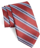 Nordstrom Men's Broad Stripe Silk Tie