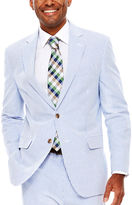 STAFFORD Stafford Seersucker Suit Jacket - Classic Fit