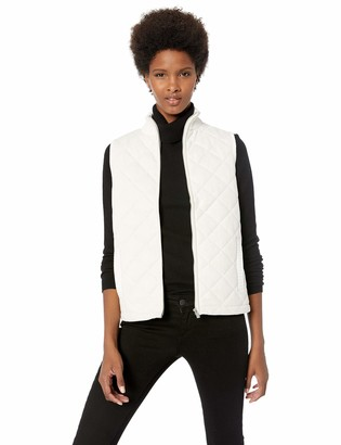 Jones New York Women's Quilted Front SWTR Vest