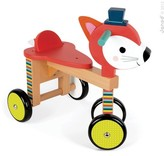 Janod Infant Fox Ride-On Toy