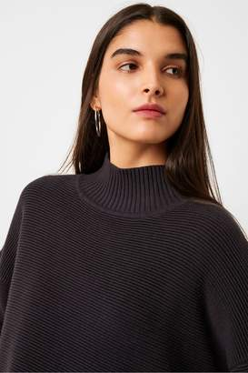 French Connection Mozart Ottoman High Neck Jumper