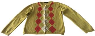 Burberry Multicolour Wool Knitwear
