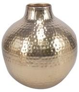 Threshold Textured Vase Gold Short