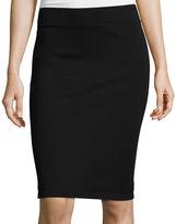 Liz Claiborne Pull-On Knit Pencil Skirt