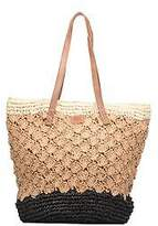 Rip Curl New Women's Long Island Beach Bag In Beige