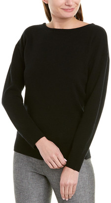 Trina Turk Tie-Back Wool & Cashmere-Blend Sweater