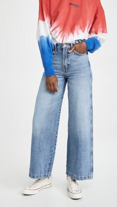 Wrangler Worldwide Wide Leg Long Jeans