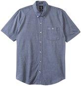 Volcom Men's Everett Oxford Short Sleeve Button Up Shirt 8133324