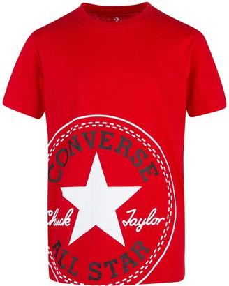 Converse Oversized Chuck Patch Tee Shirt