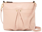 Tignanello Pretty Pleats Leather Convertible Crossbody