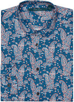 Perry Ellis Multicolor Large Paisley Shirt