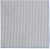 Simonnot Godard Men's Bengal-Striped Cotton-Linen Handkerchief