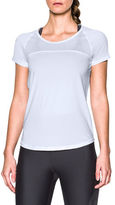 Under Armour Fly-By Open-Back Tee